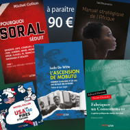 Pack Collection nouveau catalogue Investig'Action