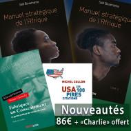 Offre Spéciale Nouveautés + Charlie !