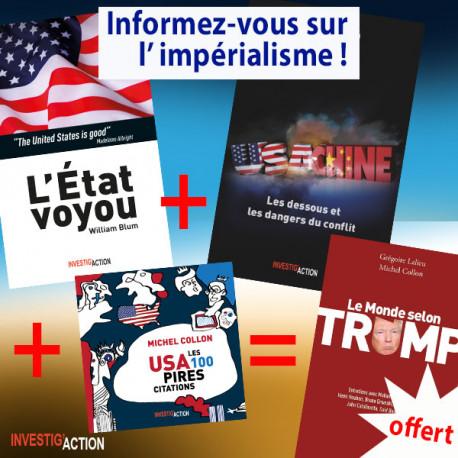 Élections étasuniennes - Quatre livres pour mieux comprendre le pays
