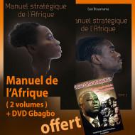 Offre Manuels de l'Afrique (2 tomes) + dvd Gbagbo