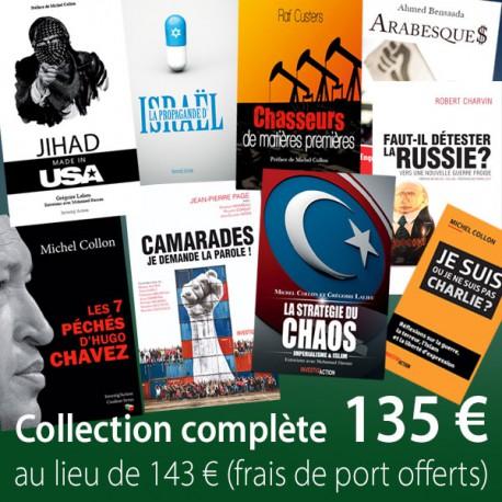 PROMO - La collection complète d'Investig'Action !